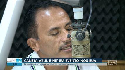 Após 'Caneta Azul', vigilante Manoel Gomes passa a investir na própria carreira musical