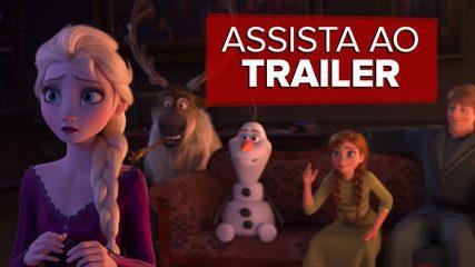 "Trailer de ""Frozen 2"""