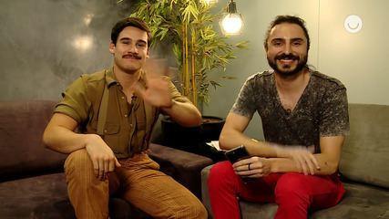 Nicolas Prattes revela semelhanças com Alfredo e dá spoiler sobre nova fase