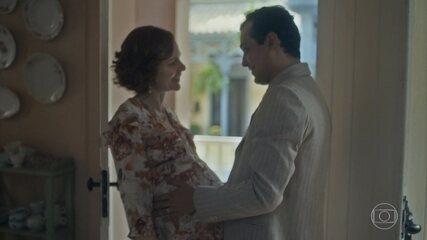 Zeca e Olga esperam o quarto filho