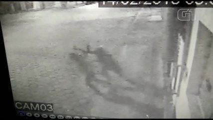 Trio é preso suspeito de envolvimento na morte de comerciante em Itaporanga