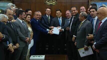 Pacto federativo: governo apresenta pacote de reformas econômicas