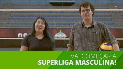 Vai começar a Superliga Masculina 2019/2020: Veja os favoritos para o título