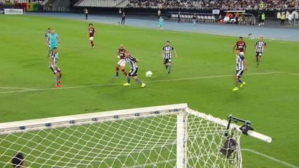 Melhores Momentos: Botafogo 0 x 1 Flamengo pela 31ª rodada do Brasileirão