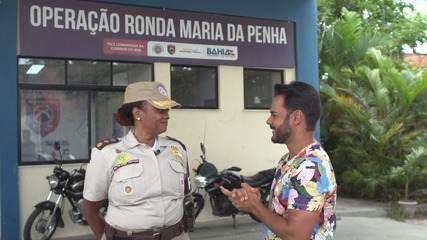 Mulheres da Polícia Militar da Bahia falam sobre os desafios de suas profissões