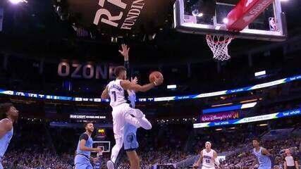 Melhores momentos: Orlando Magic 118 x 86 Memphis Grizzlies pela NBA