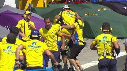 Thiago Camilo conquista a pole position para etapa da Stock Car do Velo Cittá