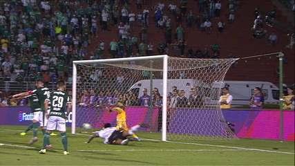 Lembre o gol de Bruno Henrique contra o Corinthians na última rodada