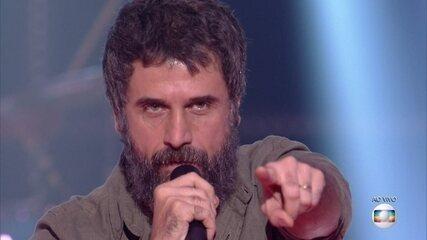 Eriberto Leão canta 'Eu Nasci Há 10 mil Anos Atrás'