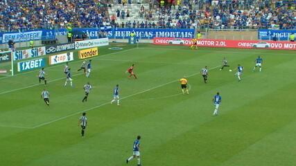 Melhores momentos: Cruzeiro 0 x 0 Atlético-MG pela 32ª rodada do Brasileirão