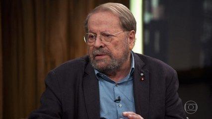 Carlos Vereza fala sobre o governo Bolsonaro