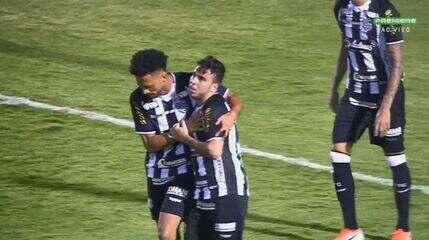 Os gols de Ponte Preta 1x3 Figueirense, pela 35ª rodada da Série B