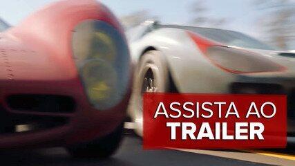 'Ford vs Ferrari': Assista ao trailer