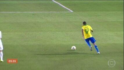 Seleção Brasileira Sub-17 enfrenta a França nesta quinta (14)