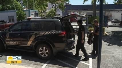 Polícia Federal deflagra operação que investiga possível desvio de verba de obra da BR-101