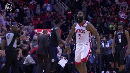 Melhores momentos: Rockets 102 x 93 Clippers pela NBA