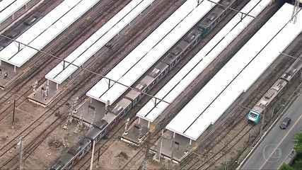 Quarenta trens da Supervia são retirados de circulação por causa de problema técnico