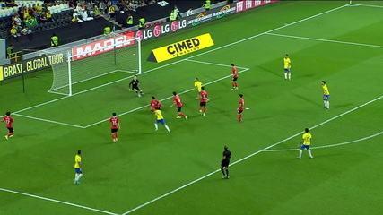 Melhores momentos de Brasil 3 x 0 Coreia do Sul em amistoso internacional