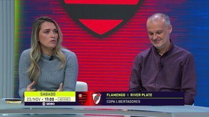 Comentaristas analisam a volta por cima de Rodrigo Caio no Flamengo em 2019