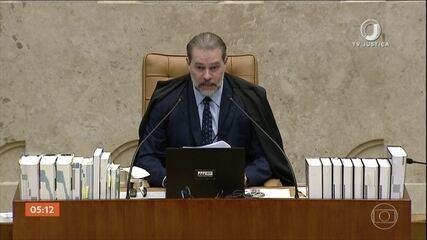 Toffoli explica voto sobre o uso de dados da Receita Federal e do antigo Coaf