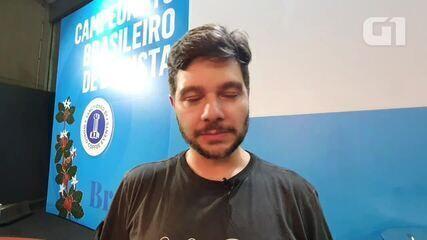 Léo Moço vence campeonato de barista com café indígena de Rondônia