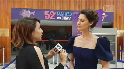 Confira como foi a abertura do 52º Festival de Cinema de Brasília