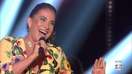 Totia Meireles canta 'Esperando na Janela'