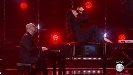 Leticia Sabatella canta 'Back to Black'