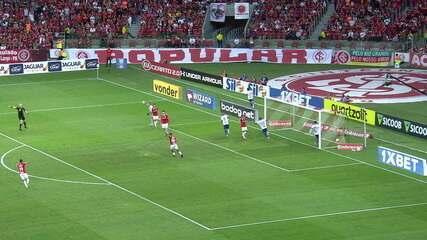 Melhores momentos de Internacional 2 x 2 Fortaleza pela 34ª rodada do Brasileirão