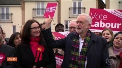 Reino Unido está em contagem regressiva para as eleições gerais em dezembro