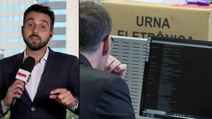 TSE faz teste de segurança das urnas eletrônicas para eleições municipais de 2020
