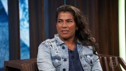 Silvana Lima fala sobre preparação para as Olimpíadas