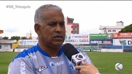 Ademir Fonseca, técnico da URT, analisa início de pré-temporada para o Mineiro