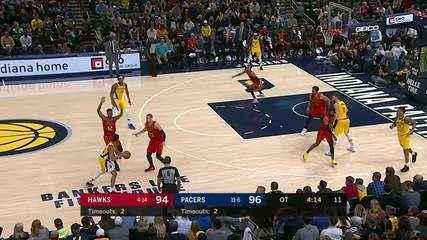 Melhores momentos: Indiana Pacers 105 x 104 Atlanta Hawks