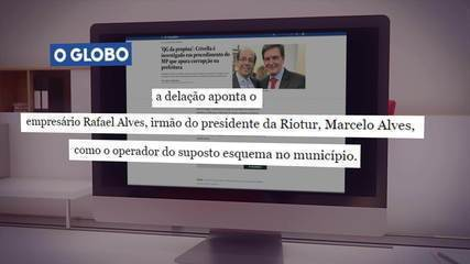 MP investiga esquema de pagamento de propina dentro da prefeitura do Rio
