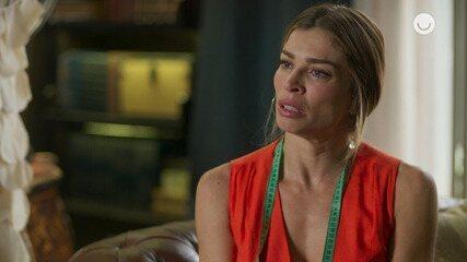 Teaser 'Bom Sucesso' 04/12: Paloma chora ao saber que Marcos pretende terminar o namoro
