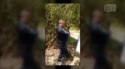 Policiais atiram balas de borracha contra grupo de camponeses no Pará