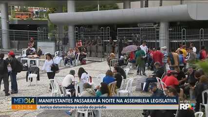 Votação dos projetos da Assembleia Legislativa será na Ópera de Arame