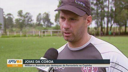 Time sub-20 da Ferroviária se prepara para Copa São Paulo de Futebol Júnior