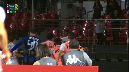 Melhores momentos de São Paulo 2 x 1 Internacional pela 37ª rodada do Campeonato Brasileiro