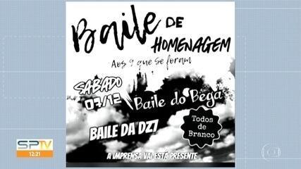 Baile funk está marcado para este sábado (7) em Paraisópolis