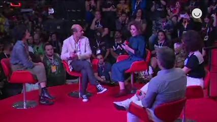 Painel na 'CCXP19' reúne autor, diretora e elenco de 'Onde Está Meu Coração'