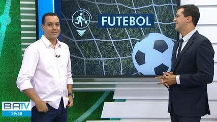 Futebol: Bahia decepciona em jogo dentro de casa contra o Vasco