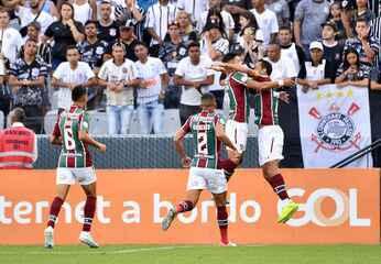Melhores momentos de Corinthians 1 x 2 Fluminense pela 38ª rodada do Campeonato Brasileiro