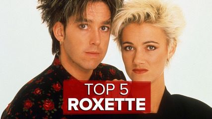 Roxette: veja top 5 dos hits