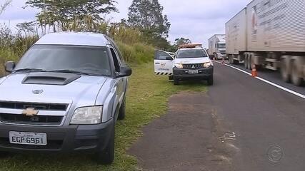 Polícia prende suspeito de matar transexual e deixar corpo em rodovia de Marília