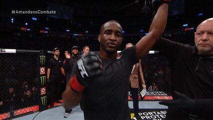 Melhores momentos de Geoff Neal x Mike Perry no UFC 245