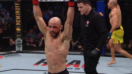 Melhores momentos de Marlon Moraes x José Aldo no UFC 245