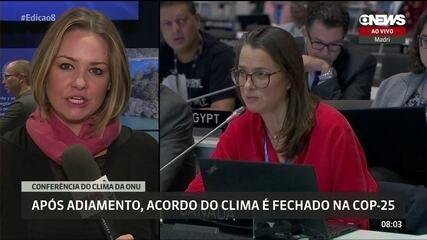 Após adiamento e negociação, acordo do clima é fechado na COP 25