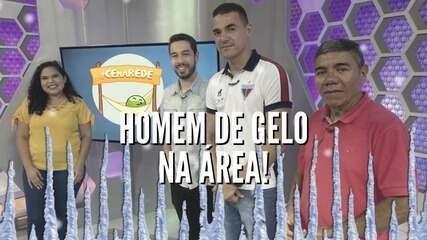 #CEnaRede #42 - Felipe Alves fala sobre trajetória no Leão